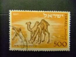 ISRAEL -  AÑO 1950   -- Yvert & Tellier Nº 35 º FU - Israel