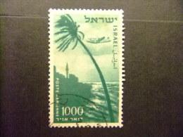 ISRAEL -  AÑO 1949  -- Yvert & Tellier Nº PA 16 º FU - Israel