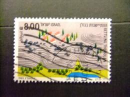 ISRAEL -  AÑO 1983  -- Yvert & Tellier Nº 865 º FU - Israel