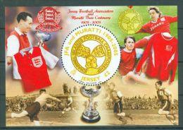 Jersey - 2005 Football Block MNH__(TH-7387) - Jersey