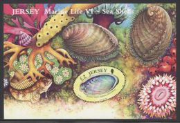 Jersey - 2006 Marine Life Block MNH__(THB-3957) - Jersey