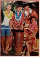 Kleines Musik-Poster  -  Gruppe United Balls  -  Rückseite : Marcus  -  Von Popcorn Ca. 1982 - Plakate & Poster