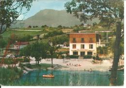Lac Saint André Les Marches Hotel Restaurant Les Catalpas - Frankreich