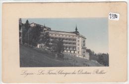 CPA -  Suisse - Leysin - Les Frênes - VD Vaud