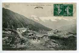 Un Poste Alpin En Savoie La Turraz (Mont Cenis) Chasseurs Alpins - Francia