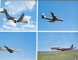 (PF 200) Aircrafts - BOAC VC 10 - Boeing 707 - DC8 - Australian Airport ? - 1946-....: Moderne