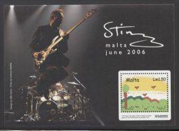 Malta - 2006 Sting Block MNH__(THB-3508) - Malta