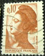 France 1982 Marianne 10c - Used - Frankreich