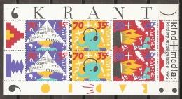 INFANCIA - HOLANDA 1993 - Yvert #H39 - MNH ** - Infancia & Juventud