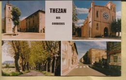 THEZAN  DES CORBIERES  TRES BON ETAT - Francia