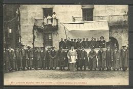 ANDORRA-  20-TARJETA POSTALE  FOTOTIPIA  COMERCIO ESPAÑOL SEO  DE URGEL THOMAS BARCELONA- (E.34) ) - Andorra