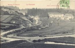 HABAY  LA NEUVE   LE CHATELET   1909   EDITION  LALLEMAND !!! - Habay