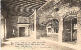 OV58 - GENT: ´s-Gravensteen: Kapel En Zaal Der 1ste Verdieping Van De Meesten Toren - Gent