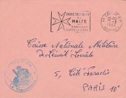 1966  -  ENVELOPPE DE 7° GAAMA De COLMAR ( HAUT-RHIN ) - Marcophilie (Lettres)