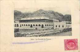 Pays Divers -ref A611- Yemen - Aden -le Consulat De France - - Yémen