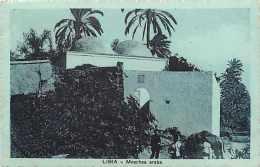 Pays Divers - Libye -ref A600- Libia - Moschea Araba - Carte Bon Etat  - - Libye