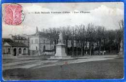 94 ECOLE NATIONALE VETERINAIRE D' ALFORT COUR D' HONNEUR . - Alfortville