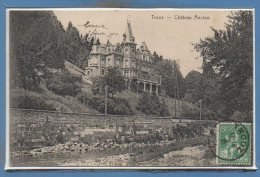 BELGIQUE -- TROOZ --  Chateau Ancion
