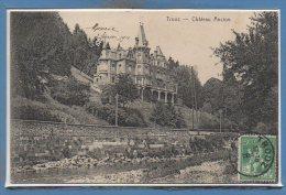BELGIQUE -- TROOZ --  Chateau Ancion - Trooz