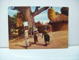 Afrique En Couleurs, Depart Pour Le Marchè  (Angola) - Angola
