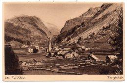 CP, 73, VAL D´ISERE, Vue Générale, Vierge - Val D'Isere