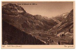 CP, 73, VAL D´ISERE, Vue Générale, Rocher De Bellevarde (2833m), Vierge - Val D'Isere