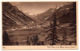 CP, 73, VAL D'ISERE Et Le Mont Iseran (3241m), Vierge - Val D'Isere