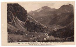 CP, 73, LA TARENTAISE, VAL D´ISERE Et La Route De L´Iseran, Vus Du Sentier Du Pas De La Trouvieère, Vierge - Val D'Isere