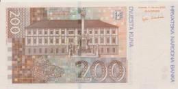 CROATIA P. 42a 200 K 2002 UNC - Kroatië