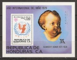 HONDURAS 1980 - Yvert #H29 - MNH ** - Honduras