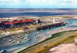 (D)  80  Cayeux Sur Mer  Vue Generale  Du Hourdel  Son Port Et La Baie De Somme - Cayeux Sur Mer