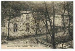 """ESCOULOUBRE LES BAINS : """" Etablissement Sarda Bonnail Café Bains """" - France"""