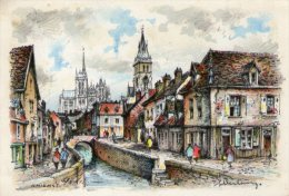 AMIENS - L'Ancienne Rue Des Tanneurs - Amiens