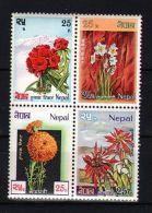 Nepal - 1969 Flowers MNH__(TH-2562) - Nepal