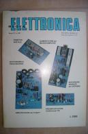 PFL/7 Rivista NUOVA ELETTRONICA N.69 / 1980/OHMETRO DIGITALE/ALIMENTATORE MICROCOMPUTER/AMPLIFICATORE - Informatique