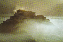 Entier Postal Neuf Chine Boudha Boudhisme Tibet Boudhism Temple Monastère Lhassa Potala UNESCO - China