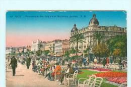 NICE  Promenade Des Anglais - Niza