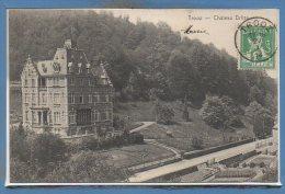 BELGIQUE -- TROOZ --  Chateau Dr�ze