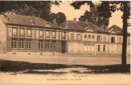 Les Ecoles - Saint Leu La Foret