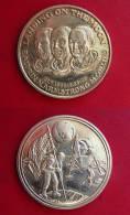 Médaille Argent Landing On The Moon 15 Grs - Etats-Unis