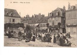 19---BRIVE---place Du Civoire--voir 2 Scans - Brive La Gaillarde