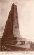 Cpa  PIERREFEU, Le Monument Aux Morts De Dixmude  (20.99) - France