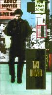 TAXI DRIVER - VHS Videokassetten