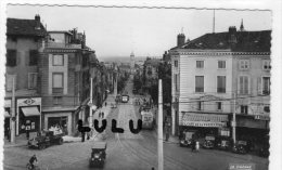 DEPT 87 : : Limoges ; Place Denis Dussoubs Et L Avenue De La Liberation - Limoges