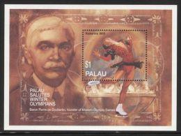 Palau - 1994 Olympic Commitee Block (3) MNH__(FIL-10534) - Palau