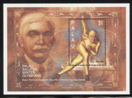 Palau - 1994 Olympic Commitee Block (4) MNH__(FIL-10532) - Palau