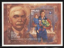 Palau - 1994 Olympic Commitee Block (6) MNH__(FIL-10531) - Palau