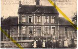 80 SOMME ESMERY HALLON  Canton De HAM - Autres Communes