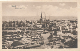DUSS / Dieuze - 1917 , Gesamtansicht - Lothringen