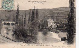 Clécy- Le Moulin Et Le Pont Du Vay - Clécy